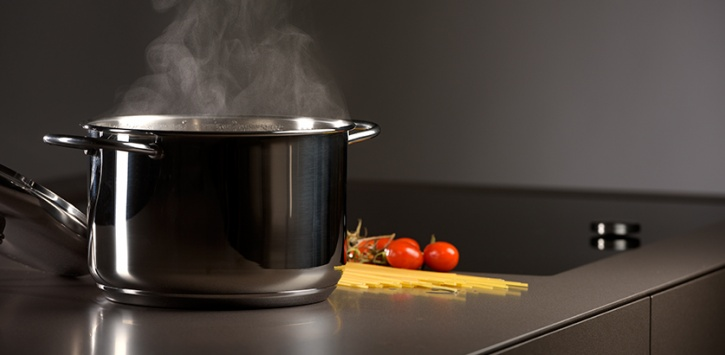 lapitec top cucina resistente a calora