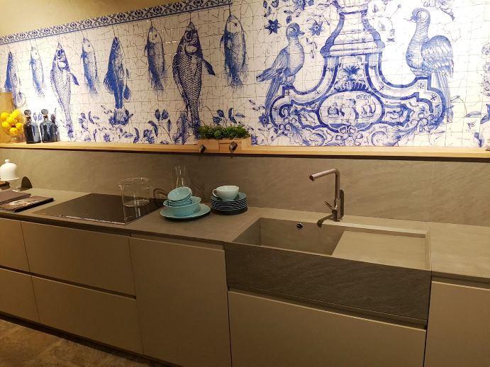 top cucina in pietra gaia moon