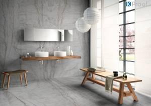 Marmo in bagno: 5 motivi per sceglierlo